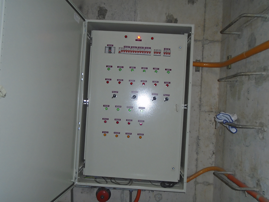 Mnatención de tableros electricos 3