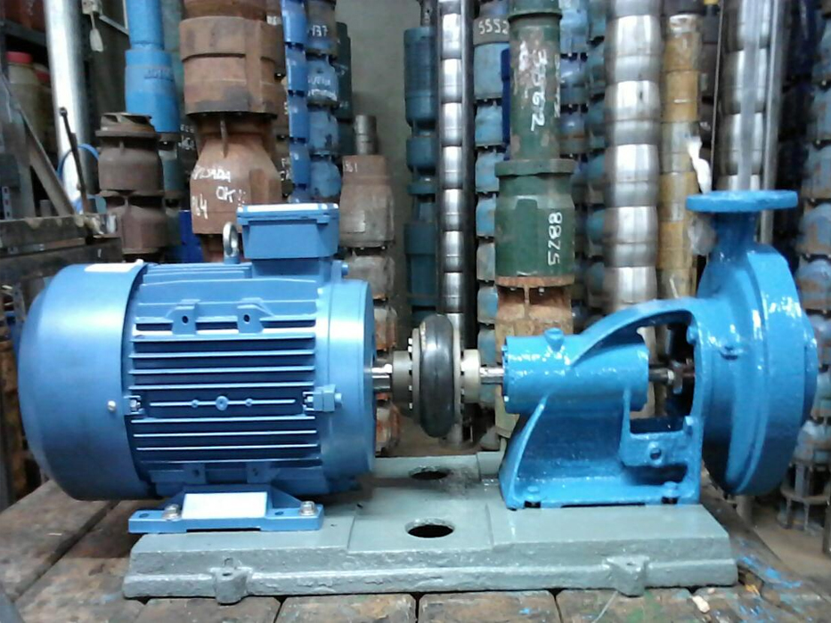 Reparación  de bombas de agua potable