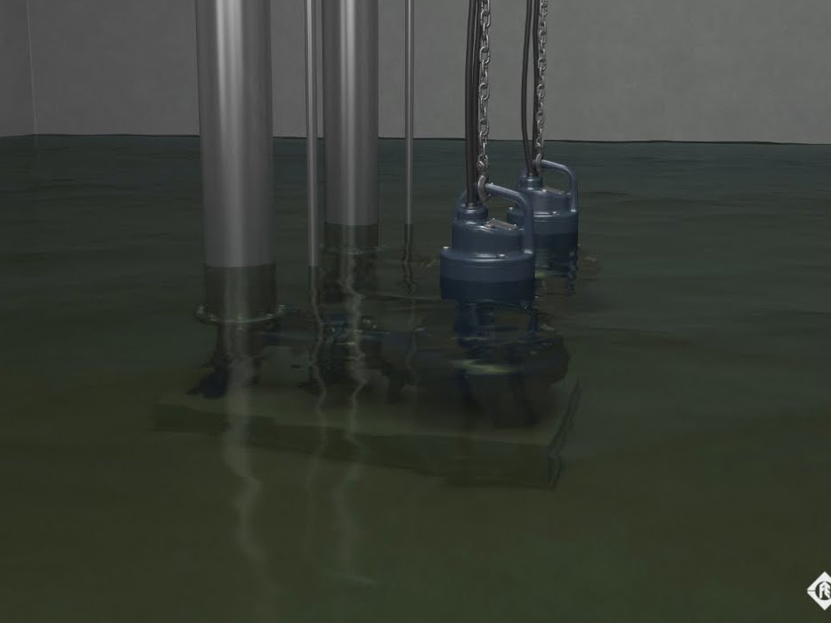 reparación de bombas de aguas servidas