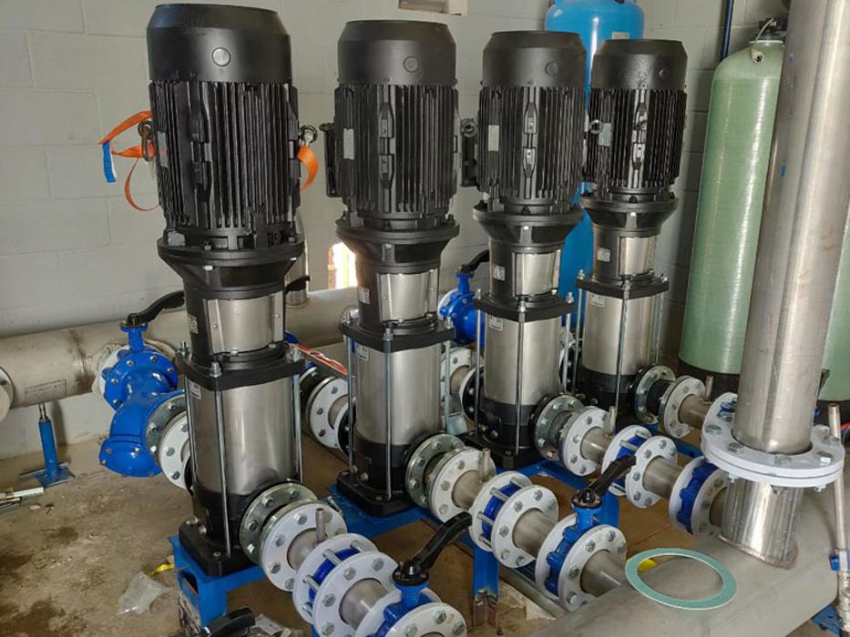 Reparación de sistemas hidráulicos