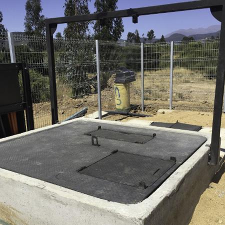 mantencion de bombas de aguas servidas en rancagua