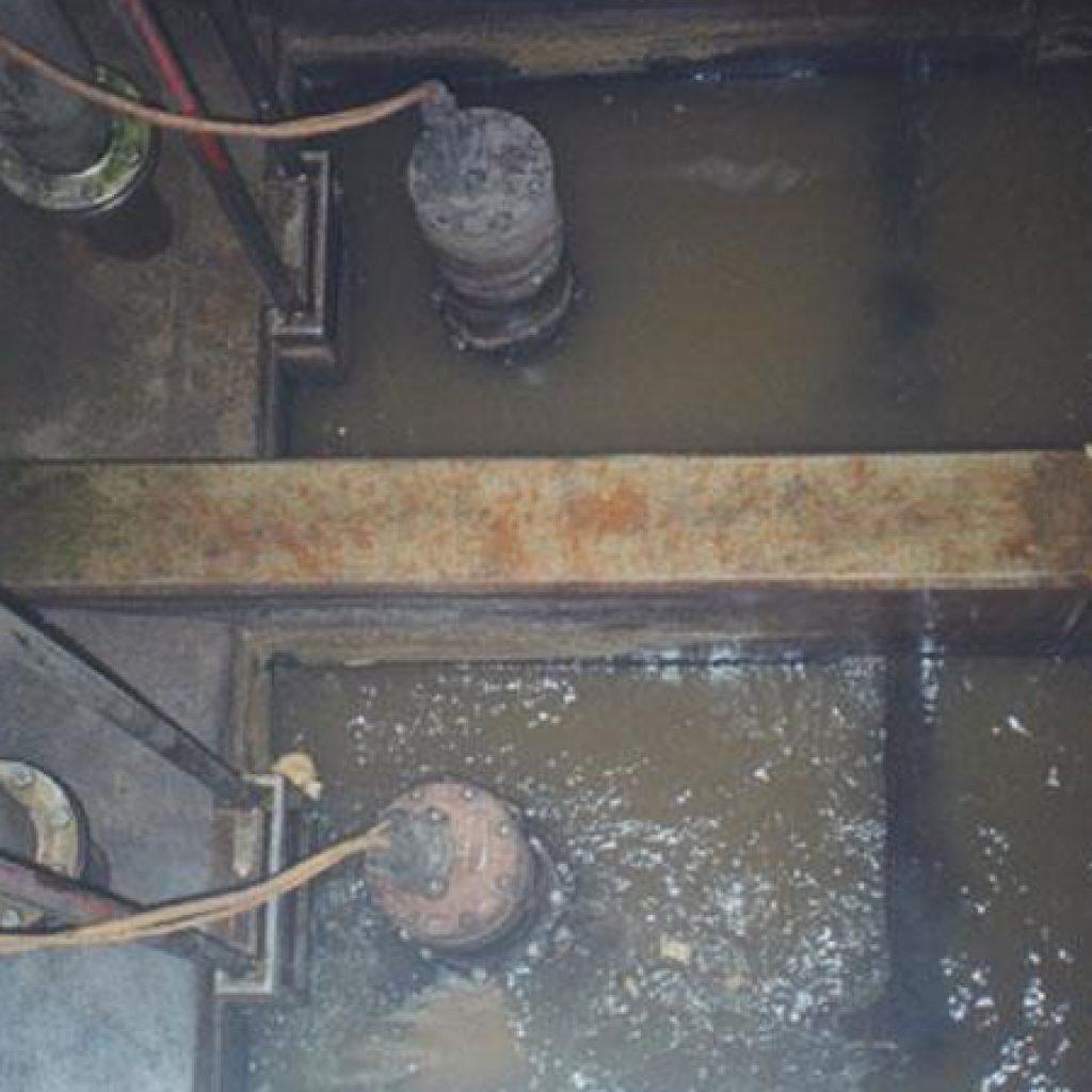 Reparacion de bombas de agua servida