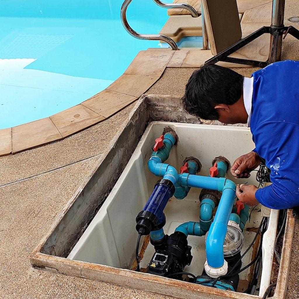 Reparación de bombas de piscina