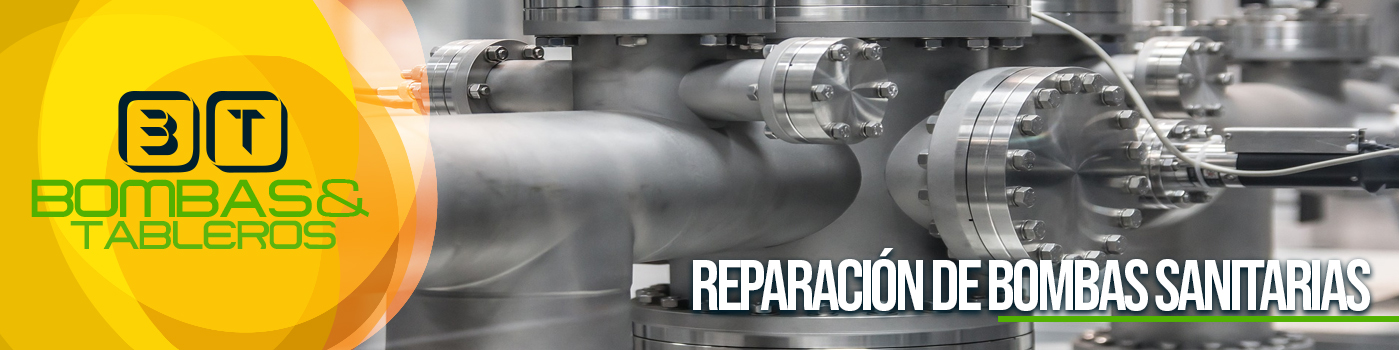 Reparación de bombas sanitarias
